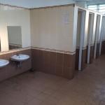 khu vệ sinh trung tâm